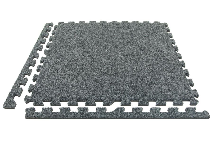 Premium Soft Carpet Tiles Modular Floor Tile Foam Tile
