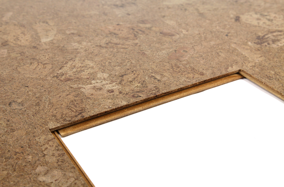 Eco Cork Paradiso Cork Floor Tiles