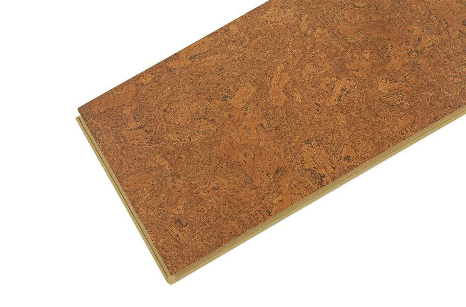 Eco Cork Vineyard Sunset Cork Plank Flooring