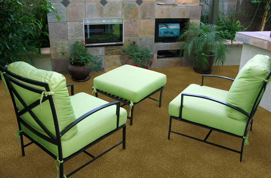 Hobnail Extreme Carpet Tile Indoor Outdoor Carpet Tile