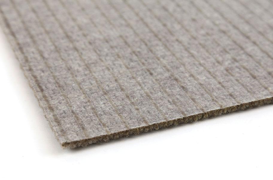 Ribbed Carpet Tiles - Residential Modular Carpet Tile