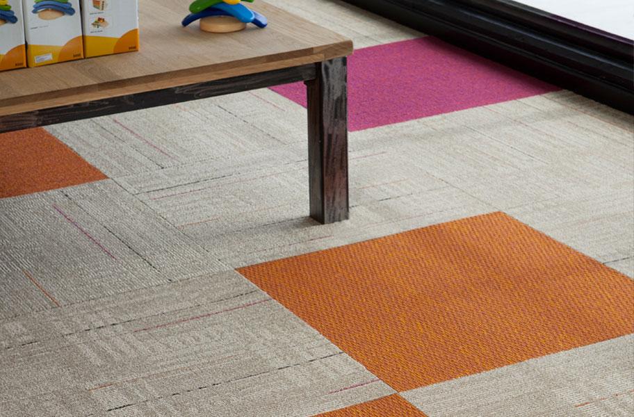 The Brights Carpet Tiles Fun Tile Squares