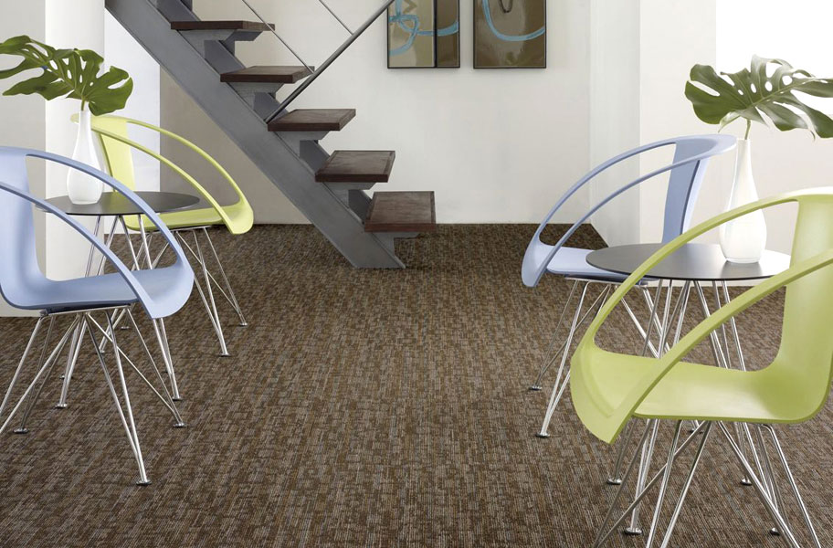Shaw Hook Up Carpet Tiles - Quality Discount Carpet Tiles
