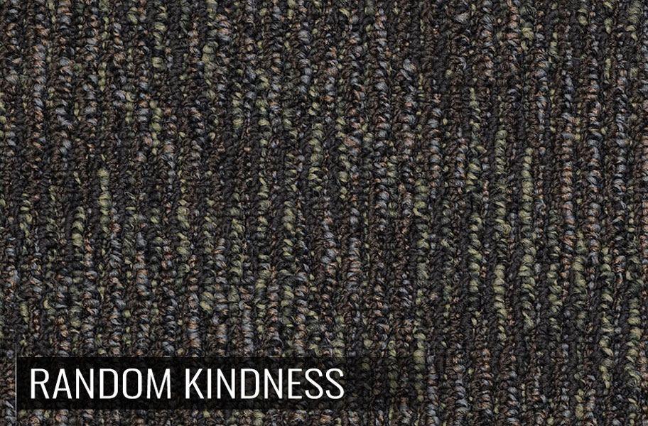Shaw Ripple Effect Carpet Tiles Patterned Residential