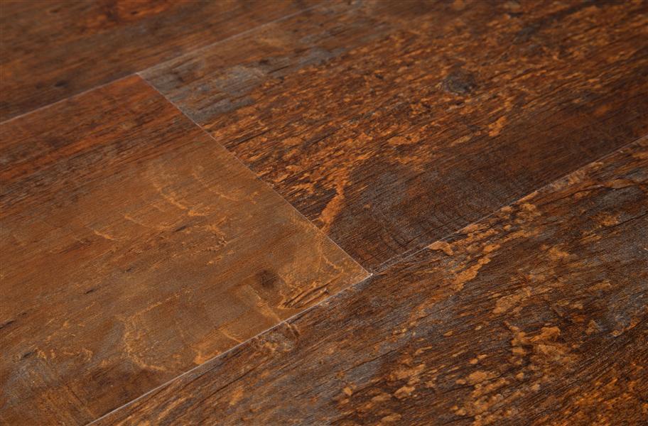 Timeless Charm Vinyl Plank Durable Interlocking Flooring - Durability of vinyl plank flooring