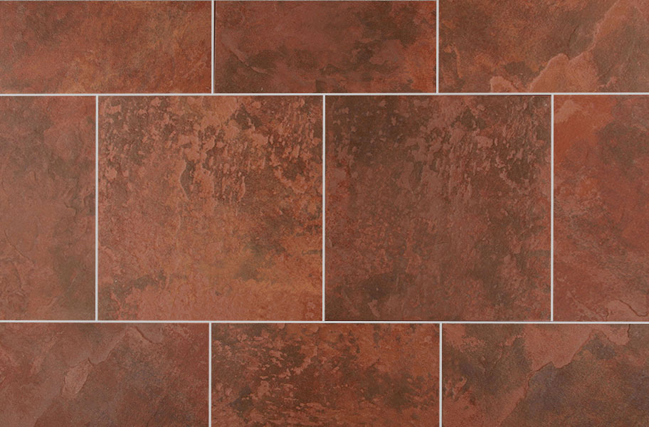 What Color Is Slate : Daltile continental slate throughbody color porcelain tile