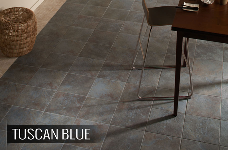 Daltile Continental Slate Throughbody Color Porcelain Tile