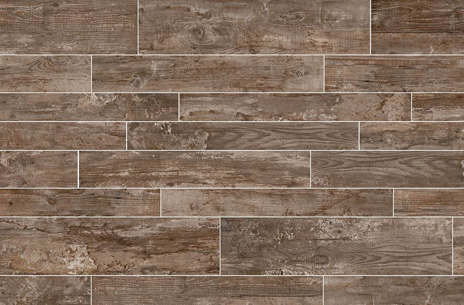 Daltile Season Wood Porcelain Tile - Daltile Season Wood - Rustic Wood Look Porcelain Tile