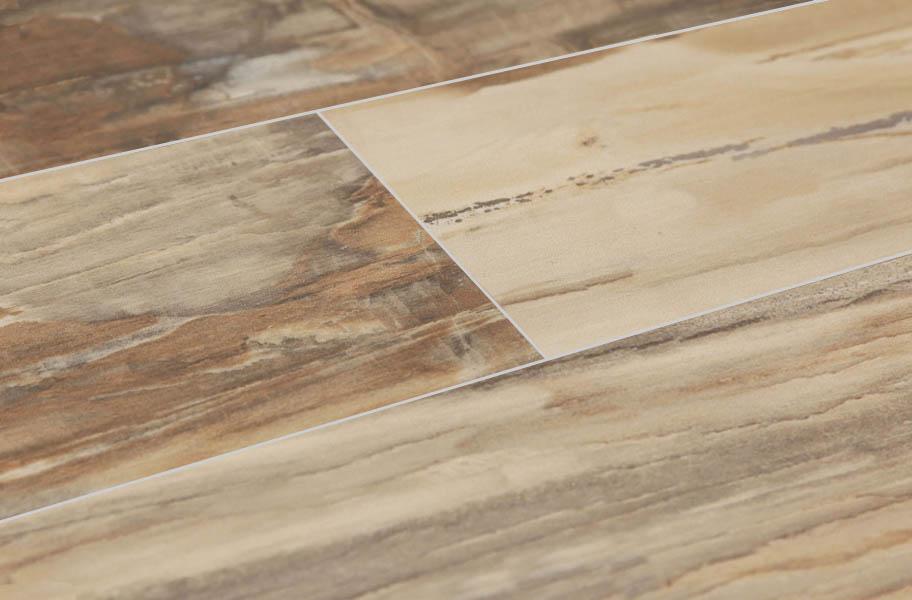 Emser Modena Porcelain Tile Petrified Wood Look Planks