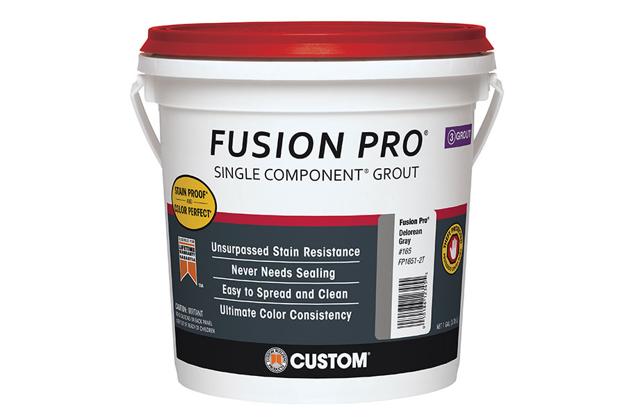 Fusion Pro Grout Ready To Use Grouting
