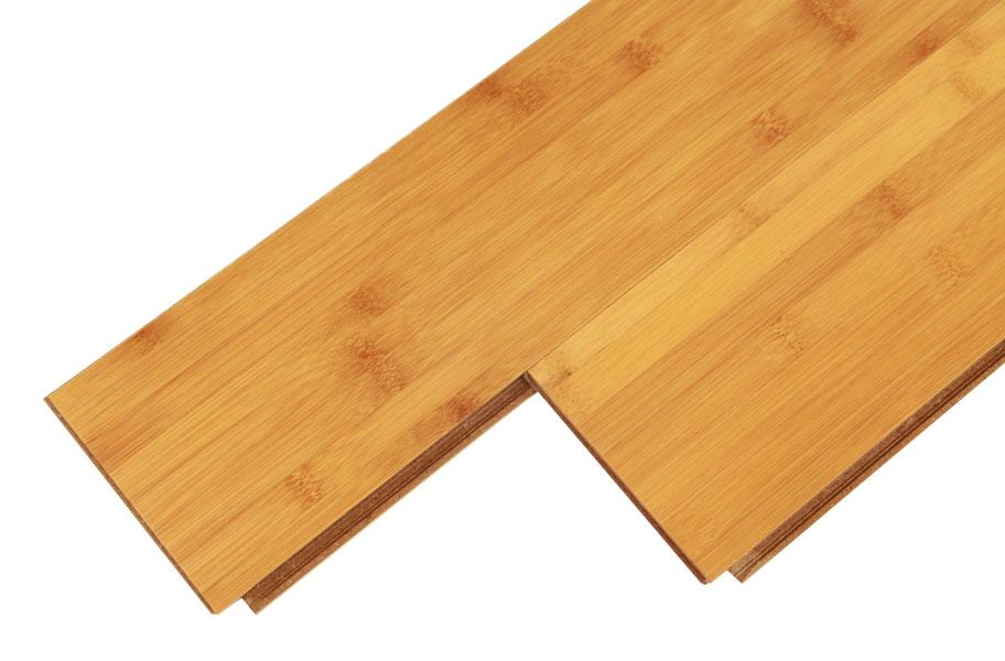Natural Bamboo Manchu Durable Horizontal Bamboo Flooring
