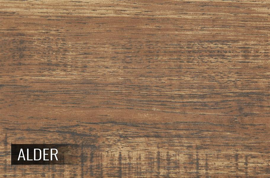 Shaw Fired Hickory Porcelain Tile - Realistic Looking Wood Planks