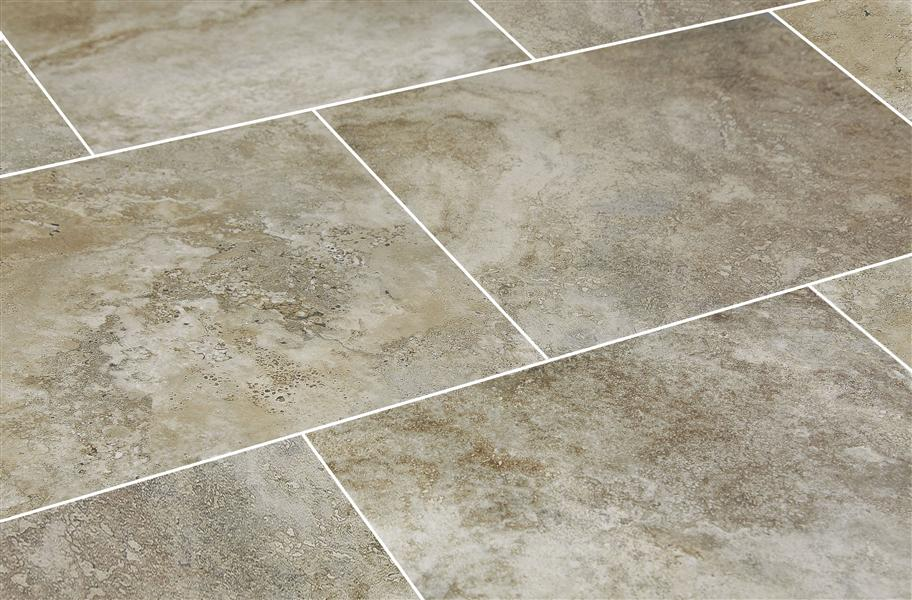Mohawk Cressone Porcelain Tile - Discounted Travertine Look Flooring