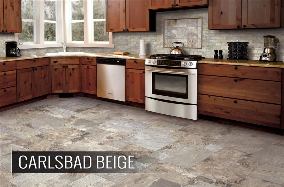 Mohawk Vintage Cleft Durable Slate Porcelain Tile