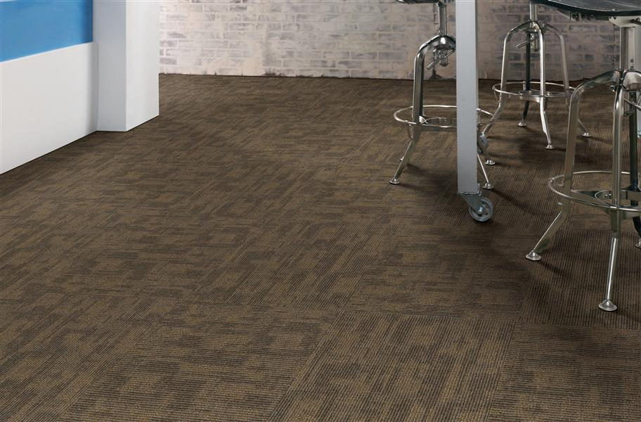 Artfully Done Carpet Tile