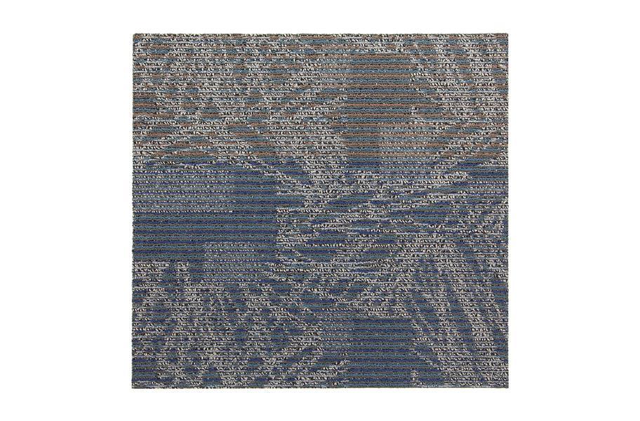 vertical ashlar carpet tile pattern