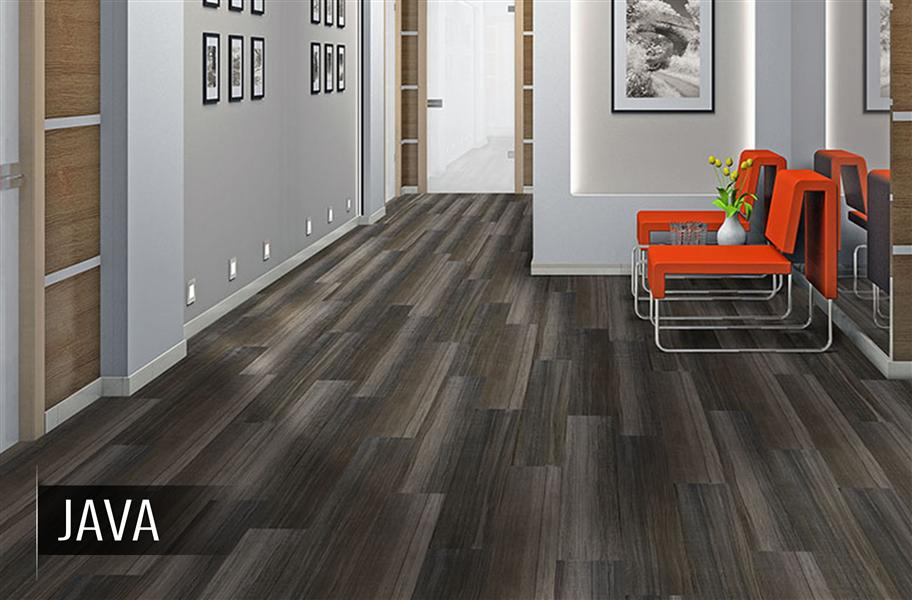 abstract loose lay vinyl planks - easy installation planks