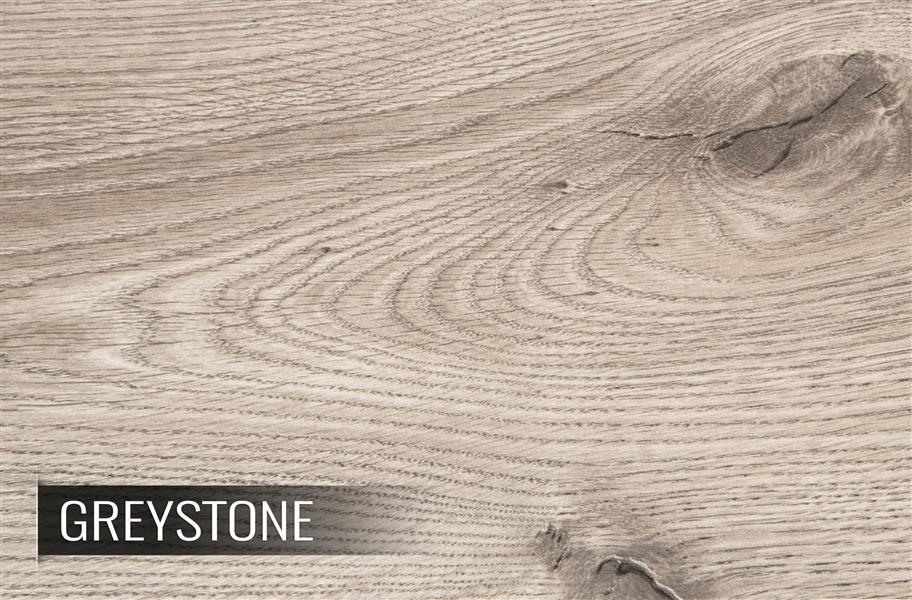 Mega Clic Vintage White Oak Wood Look Laminate Plank