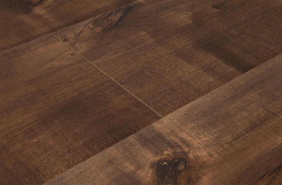 12mm mega clic noblesse family safe laminate flooring for Clic laminate flooring