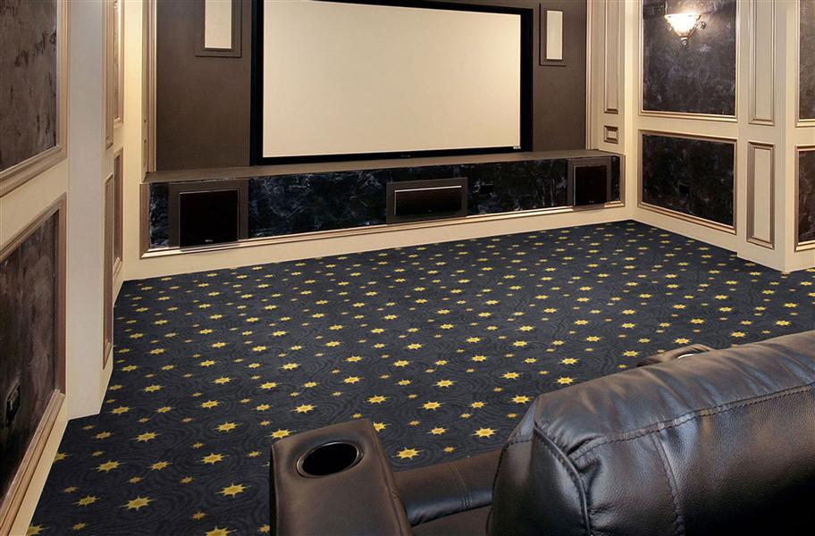 Home Vs Commercial Theater Carpets