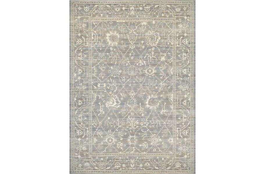 Everest Persian Arabesque Charcoal Area Rug