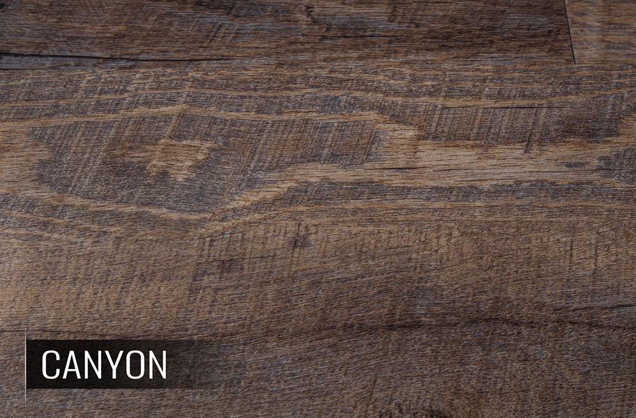 Montana Vinyl Planks 3mm 20 Mil Wear Layer Wood Vinyl