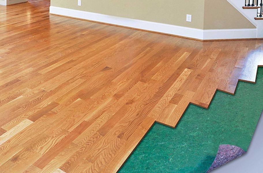 premium felt underlayment hardwood and laminate underlay. Black Bedroom Furniture Sets. Home Design Ideas