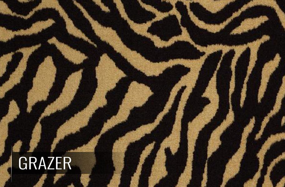 Shaw Zebra Zebra Print Flooring