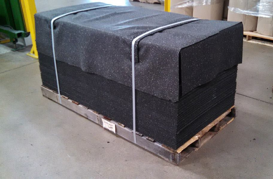2mm anti slip rubber mats product protection mats