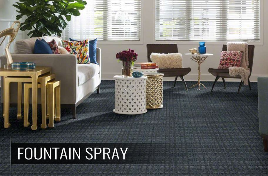 Shaw Truaccents Pure Envy Usa Stain Resistant Carpet