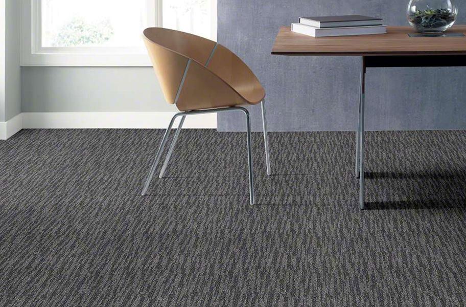 Shaw Truaccents Highlighter Unique Pattern Carpet