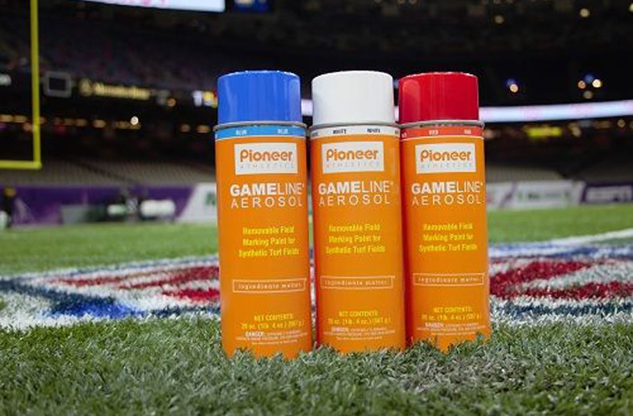 GameLine Aerosol Removable Field Paint