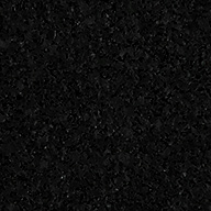 Black 8mm Pre Cut Rubber Rolls