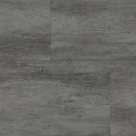 "Weathered Concrete COREtec Plus 18"" Waterproof Vinyl Tiles"