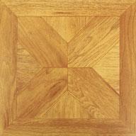 Light Parquet  Wood-Loc Tiles