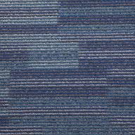 Blue Stream Go Forward Carpet Tile