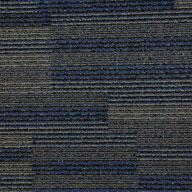 Indigo Batik Go Forward Carpet Tile