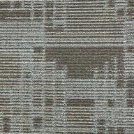 Titanium Set In Motion Carpet Tile