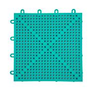 Teal Green Soft Flex Tiles
