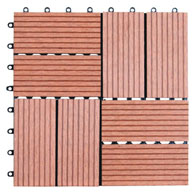 RedNaturesort Deck Tiles (8 Slat)