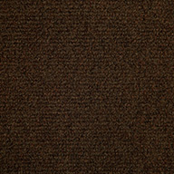 Walnut V2 Ribbed Carpet Tile - Quick Ship