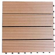 Redwood Century Outdoor Living Deck Tiles