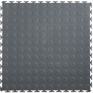 Dark Gray7mm Coin Flex Tiles