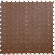 Brown7mm Coin Flex Tiles