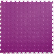 Purple7mm Coin Flex Tiles