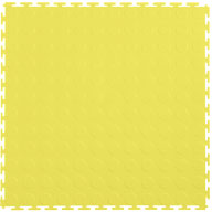 Yellow7mm Coin Flex Tiles