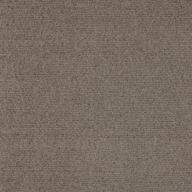 Taupe Premium Ribbed Carpet Tiles