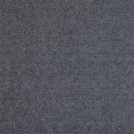 Sky Grey Premium Ribbed Carpet Tiles