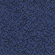 Ocean BlueDesigner Berber Rubber Carpet Tiles