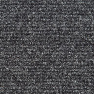Black IceRibbed Carpet